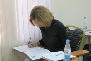 Внимательные слушатели на семинаре от Константина Савкина