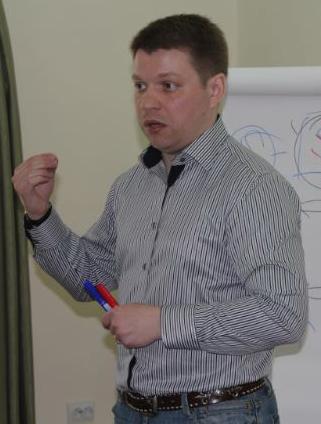 Проведение семинаров и тренингов на открытом рынке