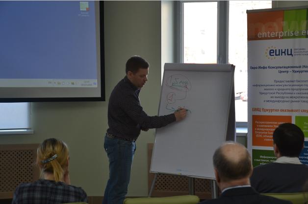 Нарисовать пояснения на семинаре - это просто и эффективно, Константин Савкин