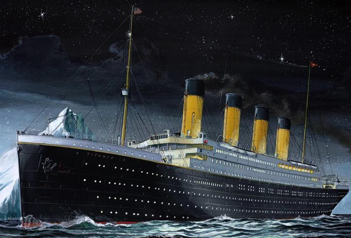 Капитан Титаника, был уверен в непотопляемость корабля