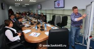 Семинар и стратегическая сессия в Красноярске, стратегия продаж на международных рынках.