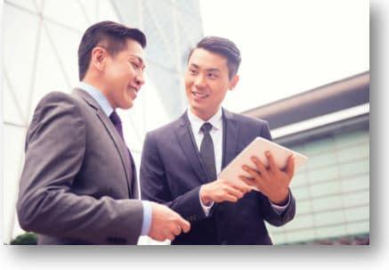 Азиатская модель культуры делового общения