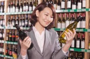 Поставка вин в Китай