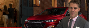 Увеличение продаж в автосалоне