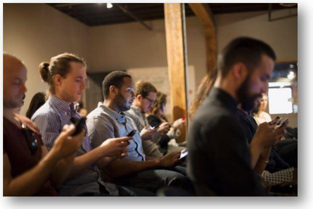 Креативность на рынке мобильных телефонов