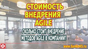 Сколько стоит внедрение методов Agile в компании