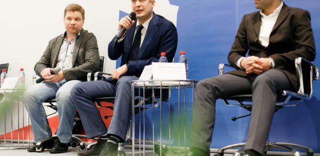 бизнес-эксперт Константин Савкин, панельная дискуссия