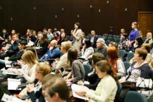 Активная работа участников конференции по экспорту