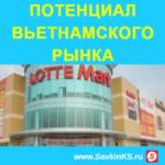 Потенциал вьетнамского рынка