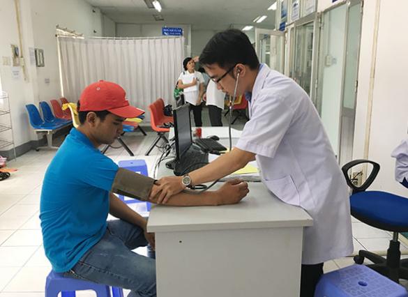 Рынок медицинского обслуживания во Вьетнаме