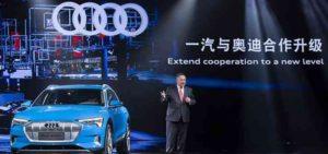 Audi: Как немецкий бренд работает в Китае