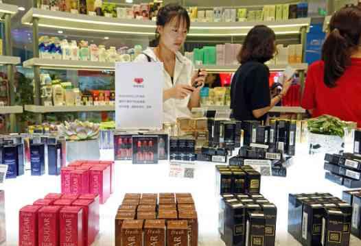 Экспорт Косметики в Китай