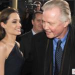 Джон Войт в тени своей дочери Анджелины Джоли