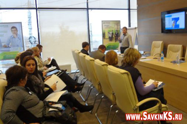Обучение для руководителей на базе бизнес-инкубатора