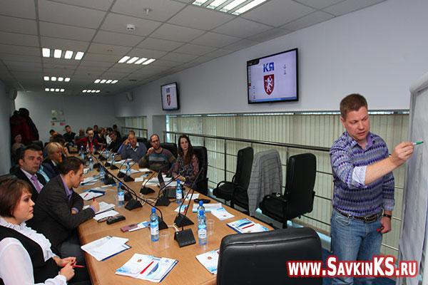Обучение руководителей, практический семинар в Красноярске